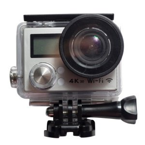 S7 Dual Screen Ultra HD 4K WiFi Sports Action Camera with 2.4G Remote Controller