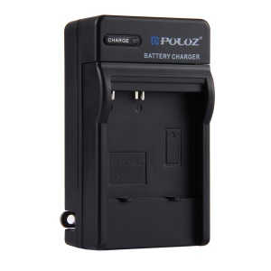 PULUZ PU2151 Portable Travel Battery Charger for CASIO CNP40 Battery - US Plug