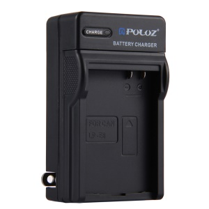 PULUZ PU2117 Camera Battery Charger for Canon LP-E8 Battery	- US Plug