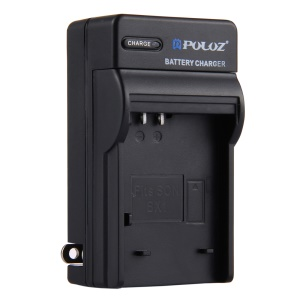 PULUZ PU2130 Camera Battery Charger for Sony NP-BX1 Battery - US Plug