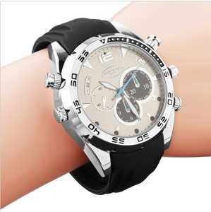W5000 3 in 1 1080P Watch and Hidden Web Camera with Night Vision Function