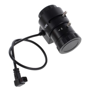 5mm-50mm F1.6 1.0MP Auto Iris CCTV Camera Lens with Cable CS-Mount CW5050GNB