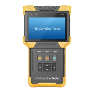 CCTV 4-inch TFT 1080P IP Camera Tester Monitor Support Onvif 12V 2A Power Output DT-T61 - UK Plug
