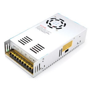 S-360-24 24V 15A Regulated Switching Power Supply for LED Light and Surveillance Security Camera