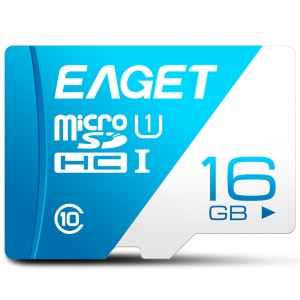 EAGET T1 High Speed Class 10 16GB Micro SD Card Micro SD TF Card