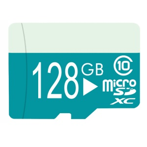 Pastoralism Series 128GB Class 10 Micro SDHC Card with Adapter