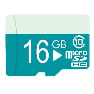 Pastoralism Series 16GB Class 10 Micro SD Card Memory Card High Speed with Adapter