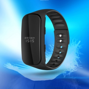 JNN S6 Detachable 16GB Voice Recorder + Guarda 2-fra-1 Wristband (con certificazione CE / FCC / RoHS)