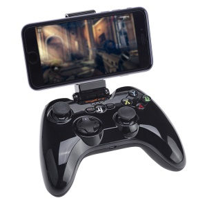 MFi Certified PXN 6603 Speedy Wireless Bluetooth Game Controller for iPhone 6 6s 5s 5 / 6s Plus - Black