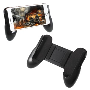 Universal Smartphone Holder Gamepad Joypad for iPhone X/8/8 Plus, Clamp Width: 13-17cm - Black