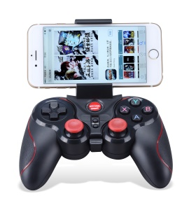S5 Wireless Bluetooth Gamepad Griff Controller, Unterstützung Ios Android Windows-Systeme
