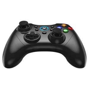 RAPOO V600S 2.4G Wireless Joystick Game Pad Game Controller for PS3 PC Notebook - Black