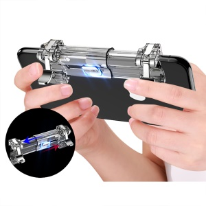 K8 Mobile Game Controllers Assist Tools for PUBG Knives Out Games (One Pair)