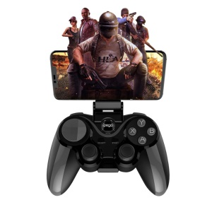 IPEGA PG-9128 Wireless Gamepad Bluetooth Game Controller Joystick Console for Android iOS PC with Phone Holder