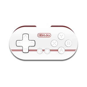 8BITDO Portable Bluetooth Gamepad Controller with Camera Self Shutter function
