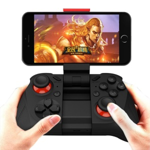 MOCUTE All-In-One Controller Bluetooth Gamepad Joystick para iOS Android PC MOCUTE-050 - Preto