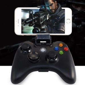 WELCOM WE-8900 Wireless Bluetooth Gamepad Game Controller for Android/IOS/PC/PS3 - Black