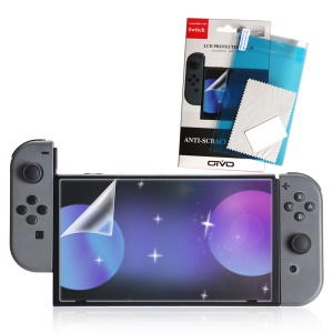 OIVO for Nintendo Switch Ultra Clear LCD Screen Protector Film (IV-SW001)