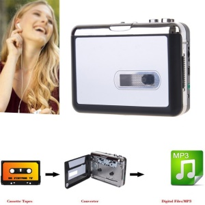 EZCAP 218-2 USB Tape and Cassette to MP3 Converter