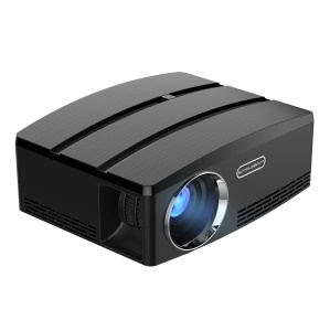 GP80UP+ Android 6.0 Multimedia Home Theater Portable Smart Projector 1800 ANSI Lumens - UK Plug