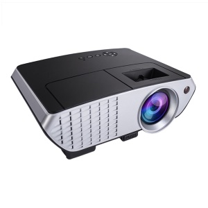 Professional RD803 LED Projector 2000 Lumens Projector HD Projector with 2*HDMI 2*USB AV VGA Inputs - US Plug