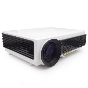 LED96+ Android Projector Full HD 3D Home Theater Cinema Beamer Multimedia Teaching 1080P Projector - EU Plug