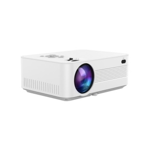 Mini Wireless Home Theater Video Projector Support 1080P 2000 Lumens - US Plug