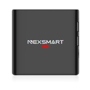 NEXSMART D32 Android 5.1 4K TV-Box KODI 16.1 Quad-Core 1G + 8G 2,4G WLAN - US-Stecker