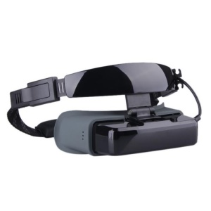 Professional FPV Vision 600 16:9 Aerial Photography Video Glasses