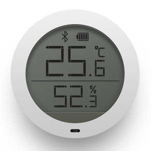 XIAOMI MIJIA Bluetooth LCD Screen Digital Thermometer Hygrometer Indoor Monitor