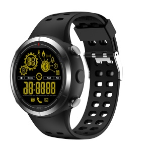 EX32 IP68 Waterproof Sports Smart Bluetooth 4.0 Health Watch - Black