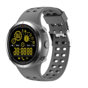 EX32 IP68 Waterproof Sports Smart Tracking Bluetooth 4.0 Health Watch - Grey