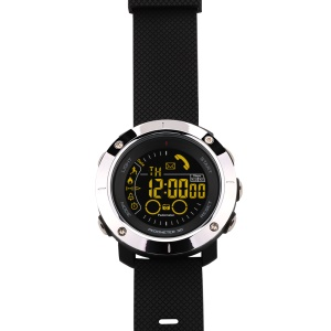EX36 Waterproof Sports Smart Bluetooth 4.0 Health Watch - Black