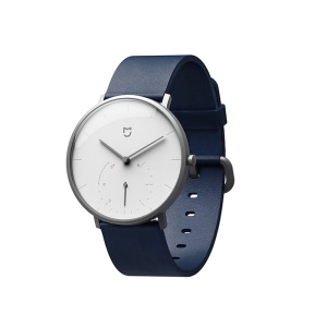 XIAOMI Mijia SYB01 Quartz Watch Two Dial Intelligent Vibration Reminder Smart Watch - White
