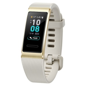 Huawei TER-B29 Band 3 Pro Smart Wristband with Heart Rate Monitor Color Touchscreen - Beige