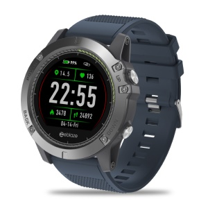 ZEBLAZE VIBE 3 HR Fitness Waterproof Smart Watch / Heart Rate Monitor / Bluetooth 4.0 - Blue