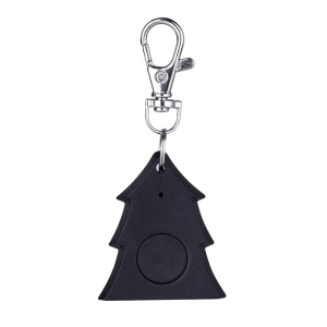 Christmas Tree Bluetooth 4.0 Anti-lost Finder Self Timer (CE/RoHS) - Black