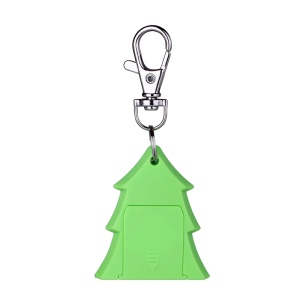 Christmas Tree Anti-lost Finder Bluetooth 4.0 Locator Tracker Self Timer (CE/RoHS) - Green