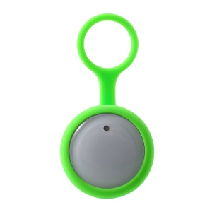 XIAOMI Amazpet Smart Anti-lost LED Dog Button Tag with Silicone Shell - Green