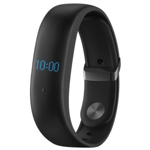 MEIZU H1 Heart Rate / Sleep Monitor Smart Wristband IP67 Waterproof Fitness Smart Bracelet - Black