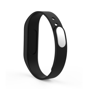 TLW04 Bluetooth 4.0 IP66 Waterproof Smart Wristband Support Android iOS Smartphones - Black