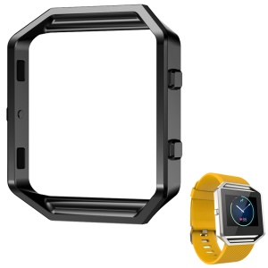 316 Stainless Steel Watch Frame for Fitbit Blaze - Black