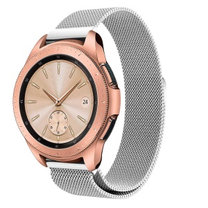 Magnetic Milanese Stainless Steel Watch Strap for Samsung Galaxy Watch 42mm - Silver