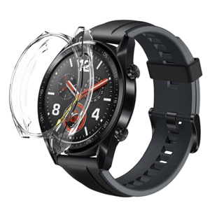 For Huawei Watch GT 46mm Clear TPU Protector Case Watch Cover