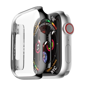 Shocproof PC Smart Watch Case for Apple Watch Series 4 44mm - Black