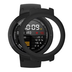 PC Protective Case Shell for Huami Amazfit Verge Watch 3 - Black