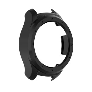 Anti-aging Protective PC Case Cover for Huawei Watch 2 - Black