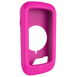Soft Silicone Protector Cover for Garmin Edge 1000 - Pink