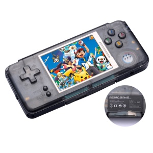 RETROGAME 3 inch Retro Handheld Game Consol Built-in 1151 Games Support for CP1 CP2 NEOGEO GBA FC MD Video Game