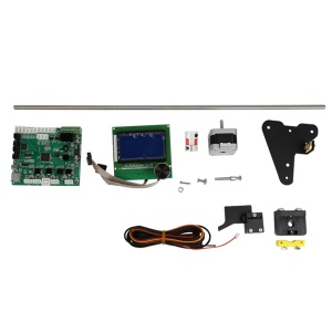 CREALITY CR-10S Upgrade Kit 3D Printer Accessories Includes Z Axis Dual Lead Screws Filament Detector Motor Wires